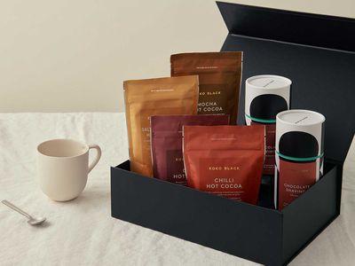 Koko Black Hot Chocolate Connoisseurs Hamper