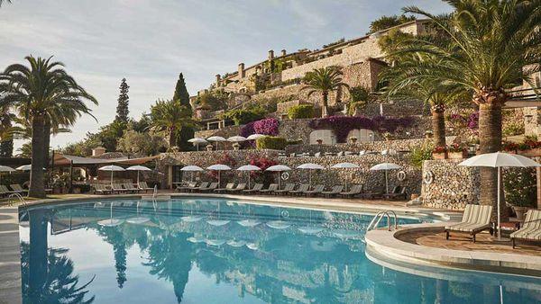 Luxury hotel Deia, Mallorca