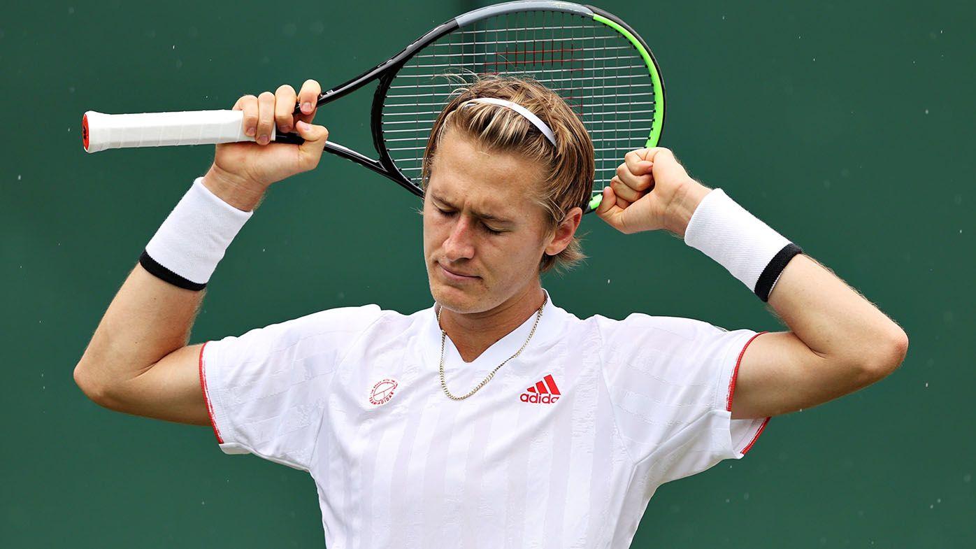 EXCLUSIVE: Todd Woodbridge on the rising star of men's tennis, Sebastian Korda