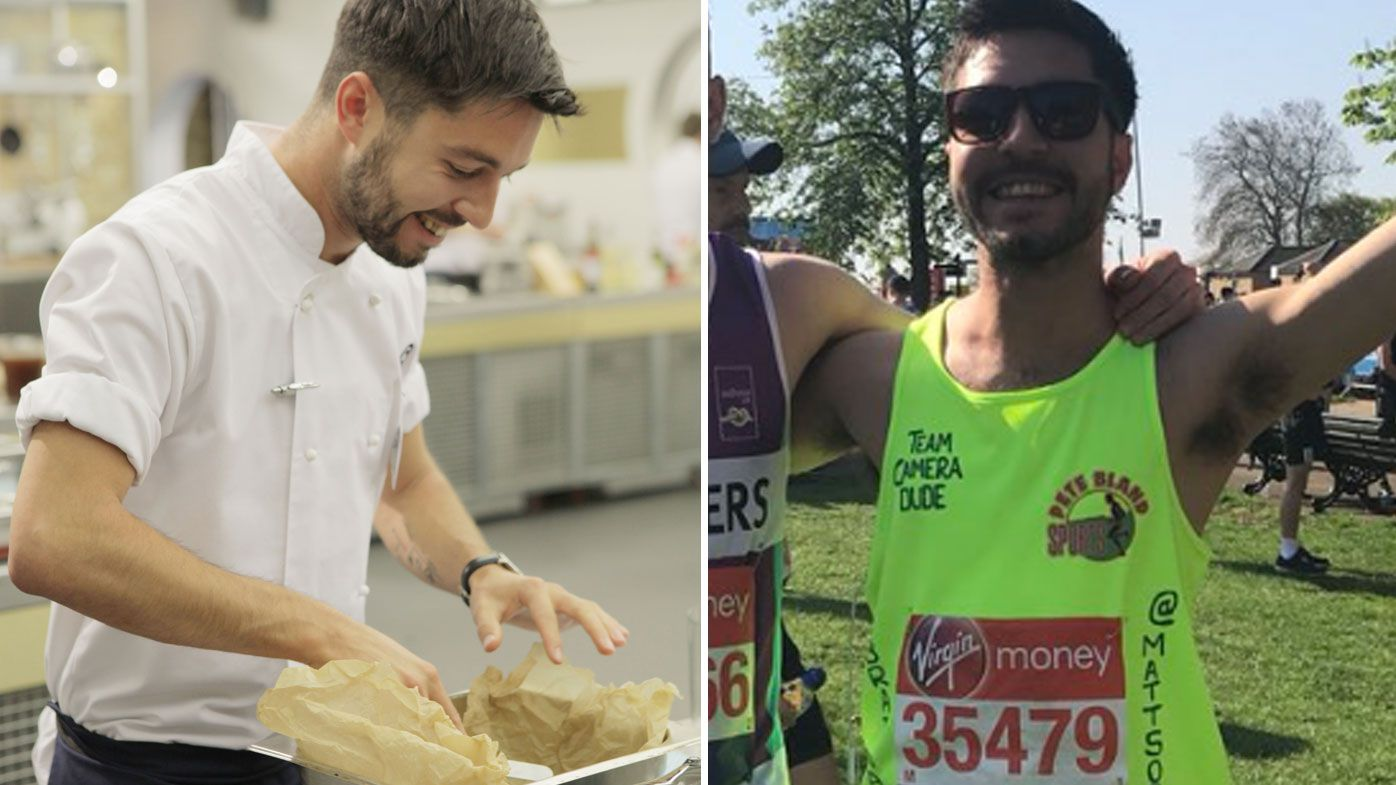 Masterchef contestant Matt Campbell collapses and dies aged 29 during London Marathon