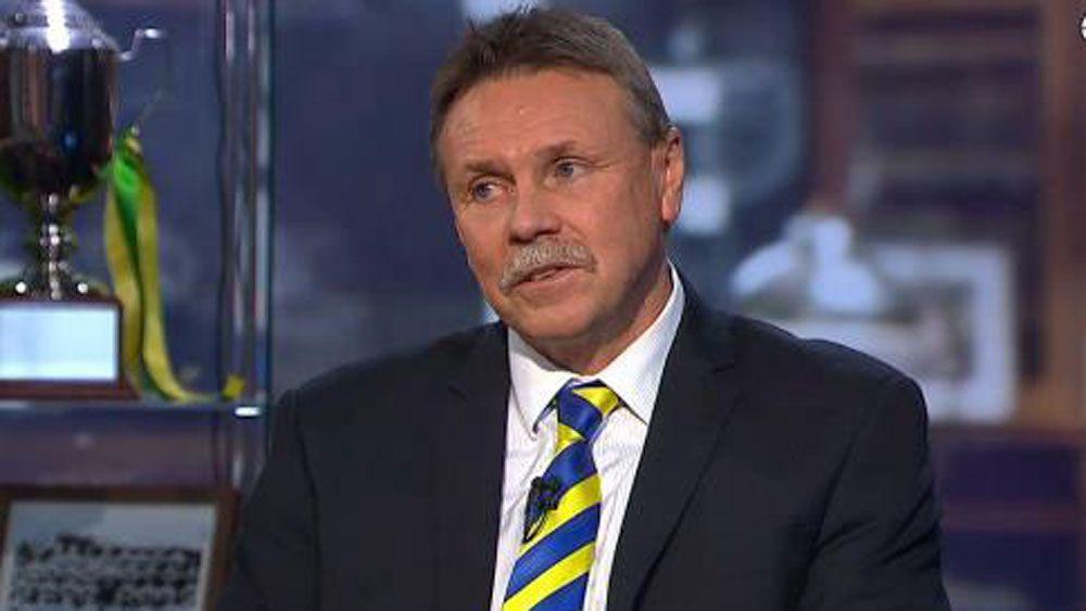 Parramatta chairman Steve Sharp. (Supplied)