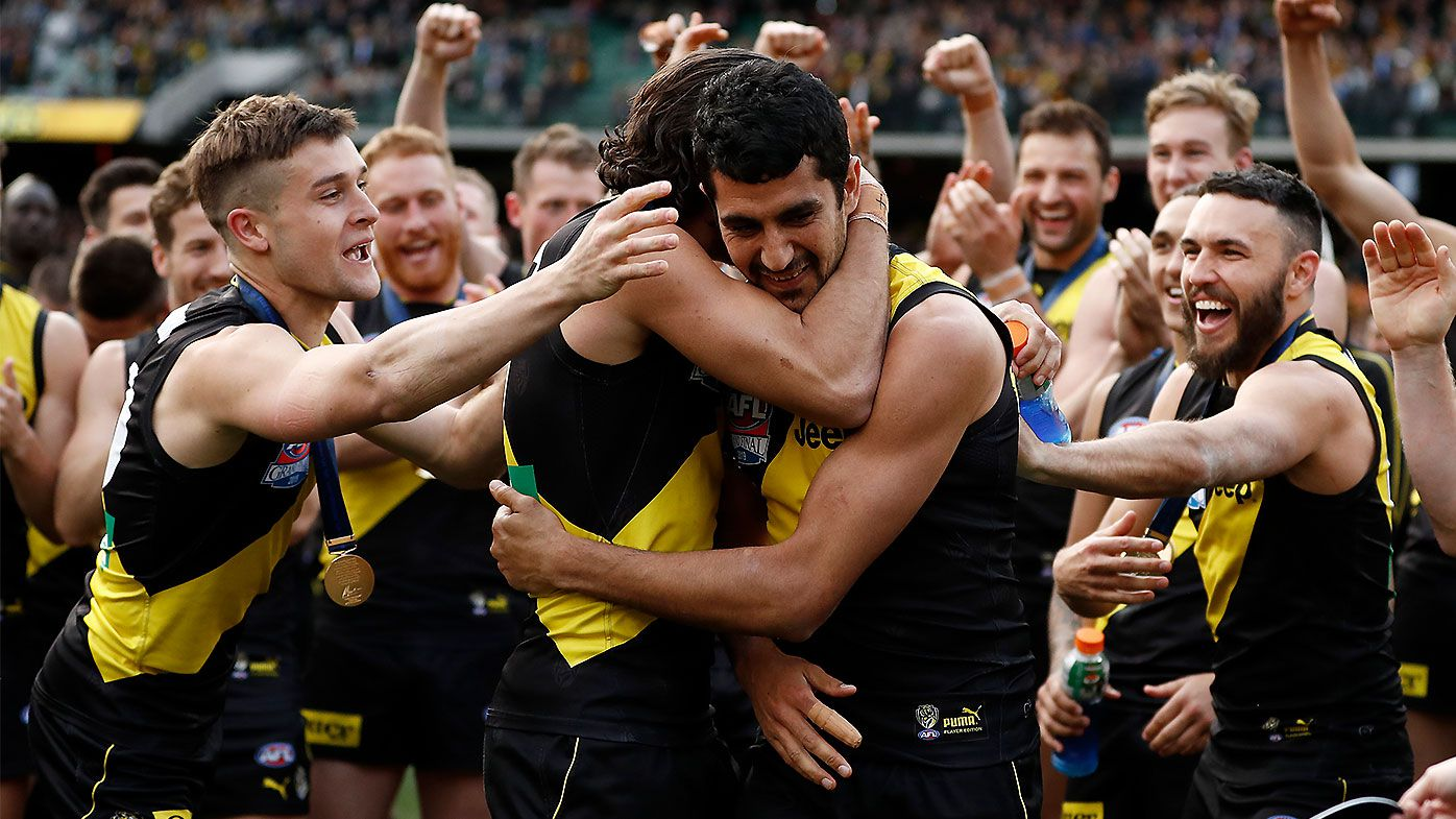 Richmond coach Damien Hardwick reveals how wife pushed for Marlion Pickett selection