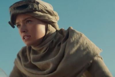 This relatively unknown British actress has only appeared in a few indie short films and small parts for TV but her role in the new <i>Star Wars</i> flick in 2015 is going to be her breakout role. <br/><br/>Scroll through to see her in action in the first teaser trailer for <i>Star Wars: Episode VII - The Force Awakens</i>, plus more trailers and interviews with our other upcoming stars of Tinseltown...<br/><br/>Image: <i>Star Wars: Episode VII</i>, Disney.