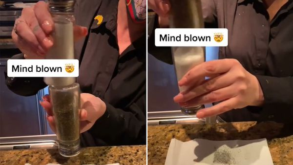 How to use salt and pepper shakers properly