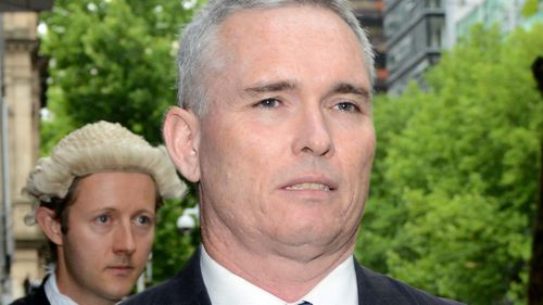 Craig Thomson case in court again over use of HSU funds