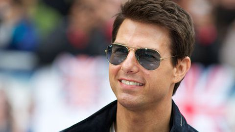 Tom Cruise couldn't pay his dinner bill
