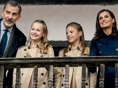 Spanish royals release 2019 Christmas Card