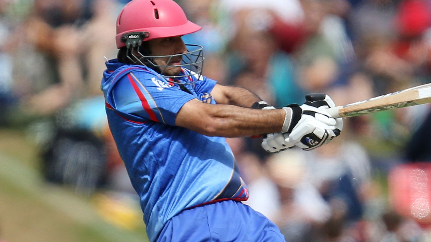 Afghanistan's big mistake just weeks out from opening World Cup match