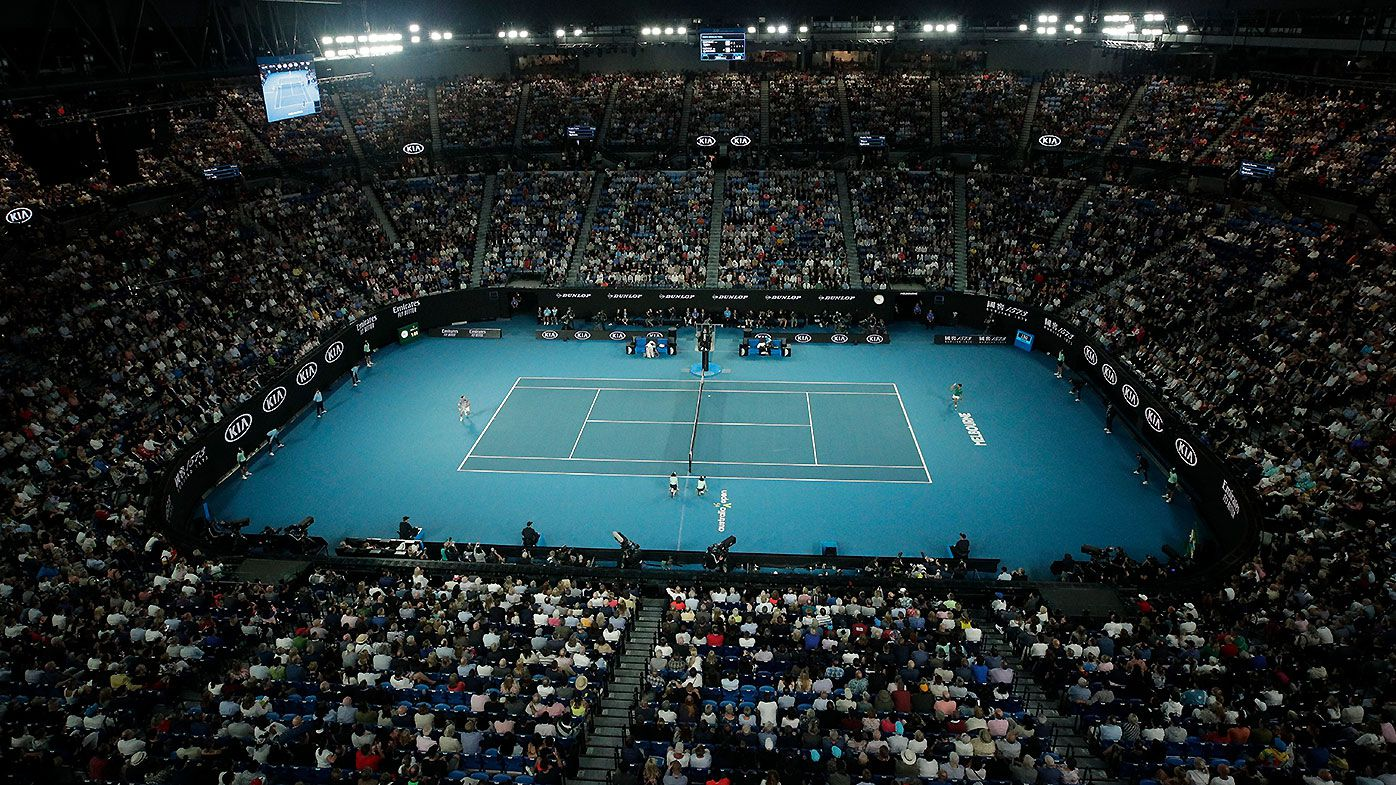Melbourne Summer Series and ATP Cup fixtures at Melbourne Park postponed after positive COVID-19 case