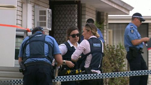 Homicide detectives have been called to the scene. (9NEWS)