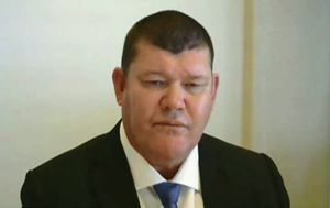 James Packer admits 'some' responsibility for arrest of Crown staff in China in 2016