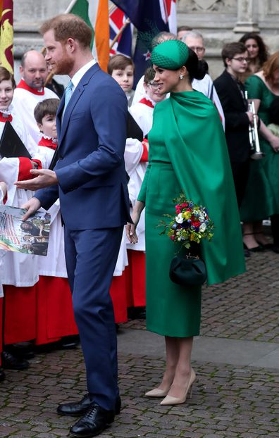 Harry and Meghan Commonwealth Day 2020