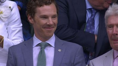 IN PICTURES: Celebrities flock to Wimbledon final (Gallery)