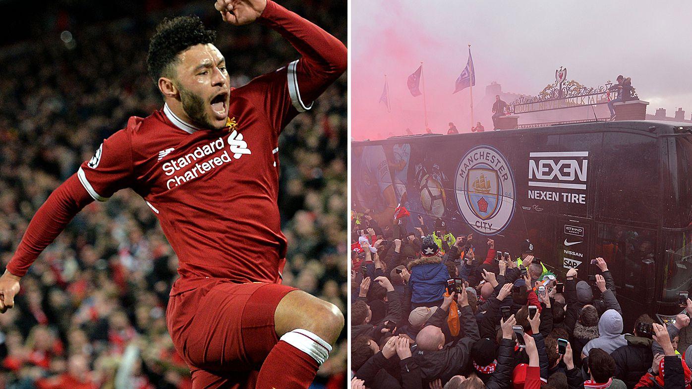 Liverpool stun Manchester City to eye Champions League semi-final spot