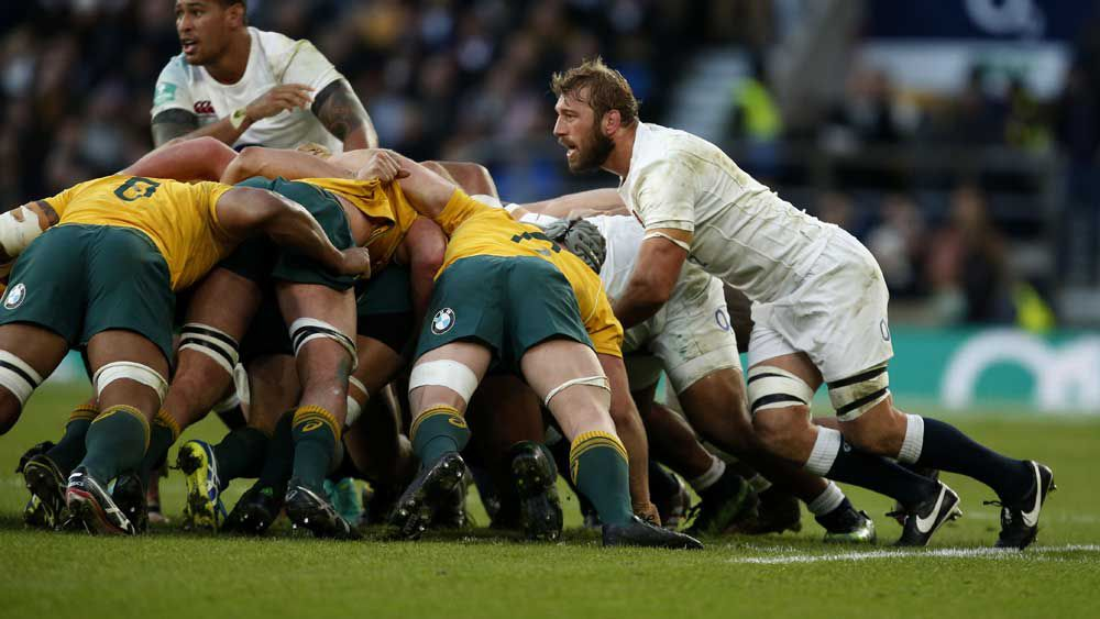Wallaby pack must cope with pressure: Kepu