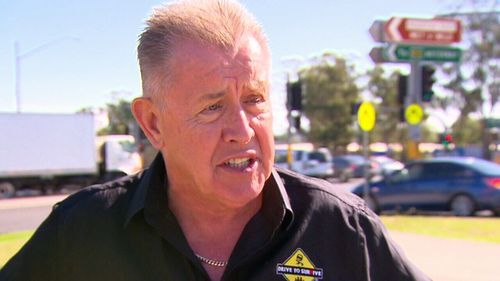 Road safety expert Ian Luff said speed was not, on its own, the problem.