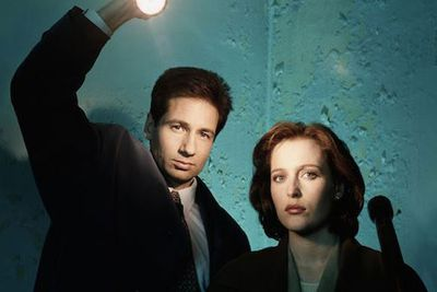 "Although rumours have long circulated that <i>X-Files</i> co-stars David Duchovny and Gillian Anderson had an on-set fling, it couldn't be further from the truth!<br><br>According to a source, the two stars had a cold relationship throughout the show's lengthy run... with their frostiness one of the main reasons Duchovny bowed out.  ""Familiarity breeds contempt,"" David said of Gillian. ""We used to argue over nothing!"" <br><br>"