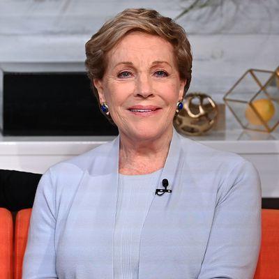 Julie Andrews: Then