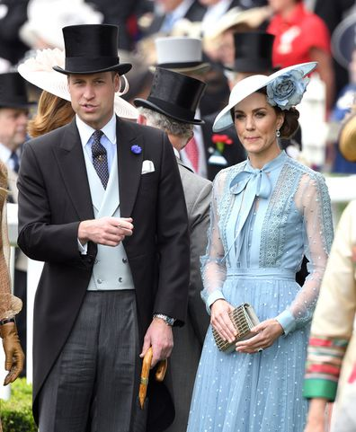 The separation of the 'young royals' continues.