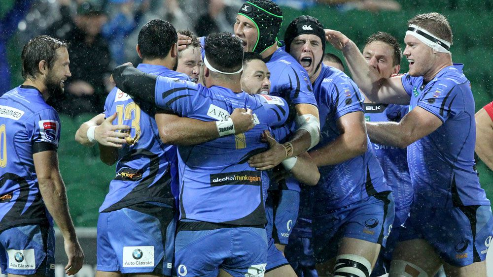 The Western Force have been dumped from Super Rugby. (AAP)