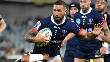 Cooper 'flair' steals the show in Rebels debut