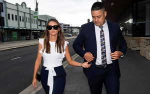 'Sitting in my room crying': Woman's text to Jarryd Hayne after alleged rape