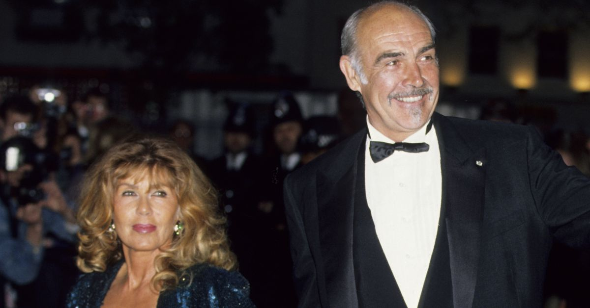 Sean Connery's widow reveals actor battled dementia before his death: 'It took its toll on him' – 9TheFIX