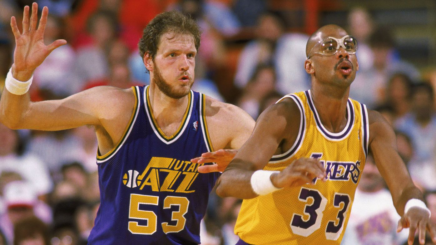 Utah Jazz NBA great Mark Eaton dead at 64, found after apparent bicycle accident