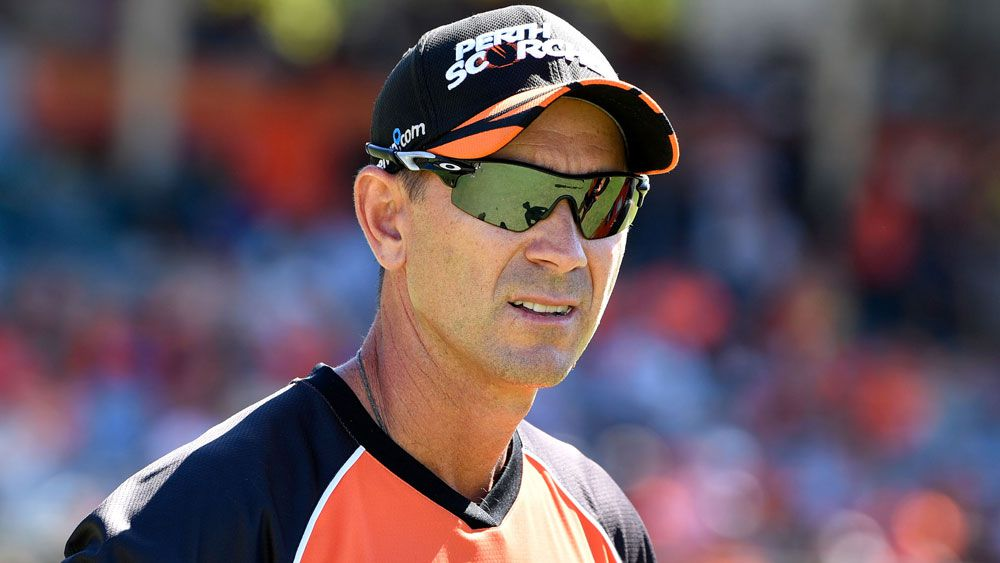 Australian T20 stand-in coach Justin Langer has been urged by head coach Darren Lehmann to exact revenge against Sri Lanka in the upcoming series. (Getty)