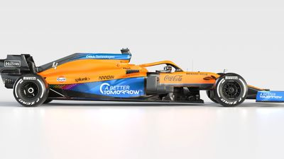McLaren (Lando Norris and Daniel Ricciardo)