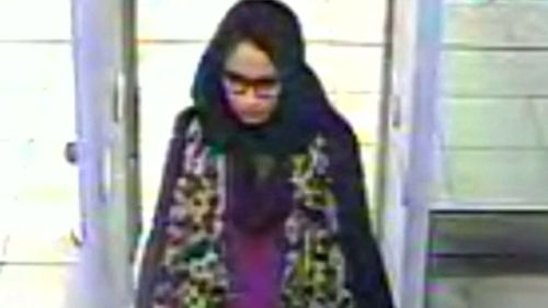Begum was one of a group of schoolgirls who left London to join the terror group.
