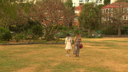 The women spoke to 9NEWS on the condition of anonymity. (9NEWS)