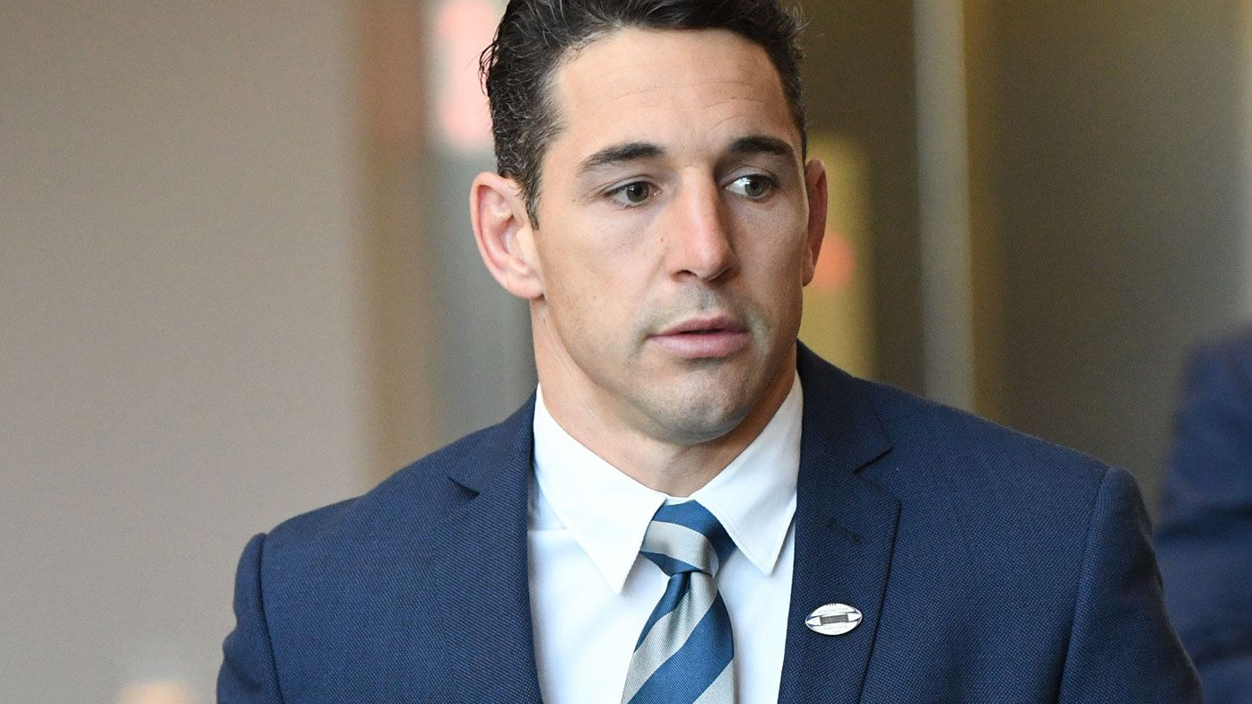 Billy Slater free to play NRL grand final