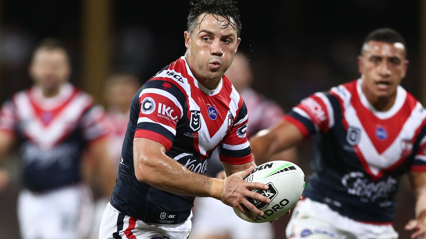 Cooper Cronk leads Roosters upon return from injury