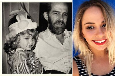 @tee_smyth: Happy Fathers Day to the best man I know @pee_smyth. Thank you for being such an amazing role model, loving and supportive father and every day inspiration. I love you to the moon and back. <3