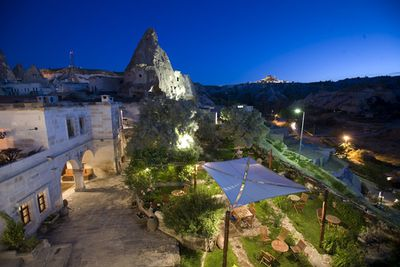 <strong>Kelebek Special Cave Hotel, Goreme, Turkey</strong>