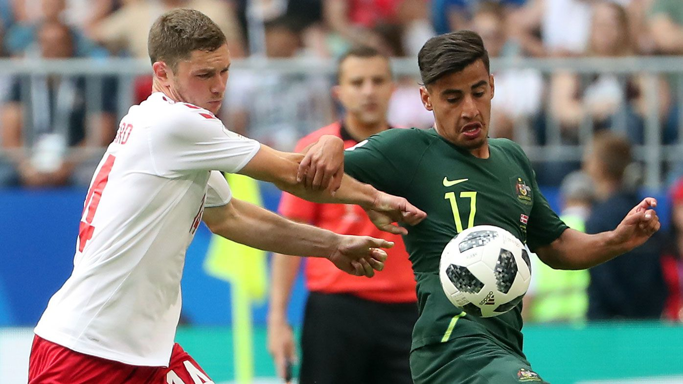 Socceroos young gun Daniel Arzani attracting interest from European giants after starring at World Cup