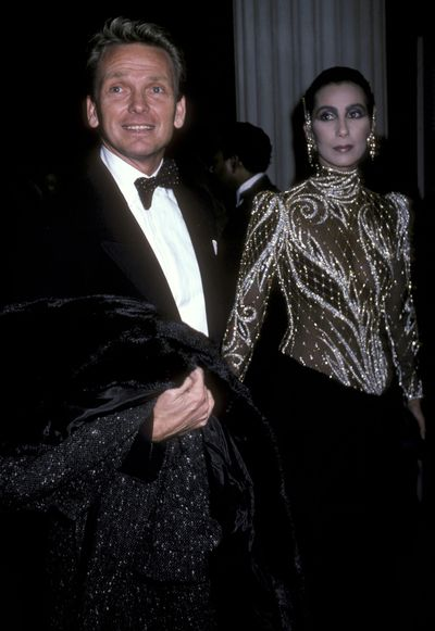 <strong>Righthand man: Bob Mackie</strong>