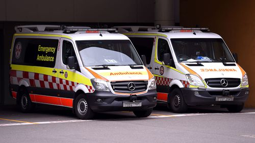 Patients are waiting longer for ambulances to arrive at emergencies in suburbs served by new superstations. (AAP)