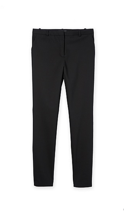 "The tailored pant <a href=""https://www.countryroad.com.au/shop/woman/clothing/wear-to-work/60194423/Technical-Pant.html"" target=""_blank"">Country Roadslim-fit technical pant, $149.</a> <br>"