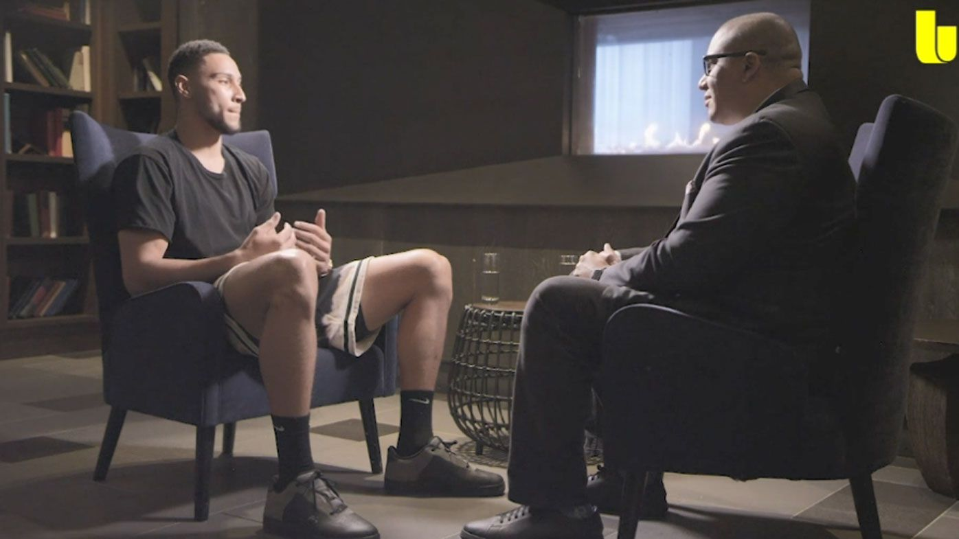 Philadelphia 76ers star Ben Simmons addresses Crown Casino incident