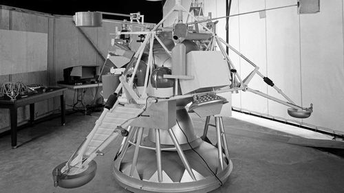 The Surveyor II was an unsuccessful unmanned mission to the Moon.
