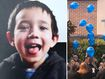 Hundreds gather for funeral of five-year-old 'stabbed by his dad'