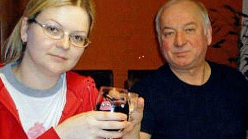 Sergei and Yulia Skripal.
