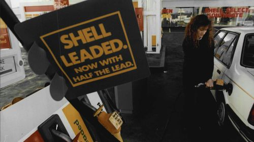 Australia did not completely ban leaded petrol until 2002.