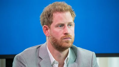 Prince Harry has explained why his family uses private jets.