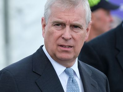 Prince Andrew, 2019
