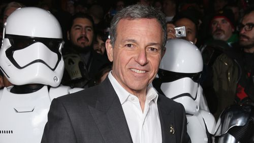 Bob Iger has stepped down as CEO of the Walt Disney Company.