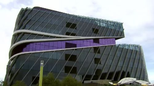 The state-of-the-art facility is located in Melbourne's Parkville. (File image)