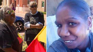 Joyce Clarke was shot by a police officer in Geraldton.